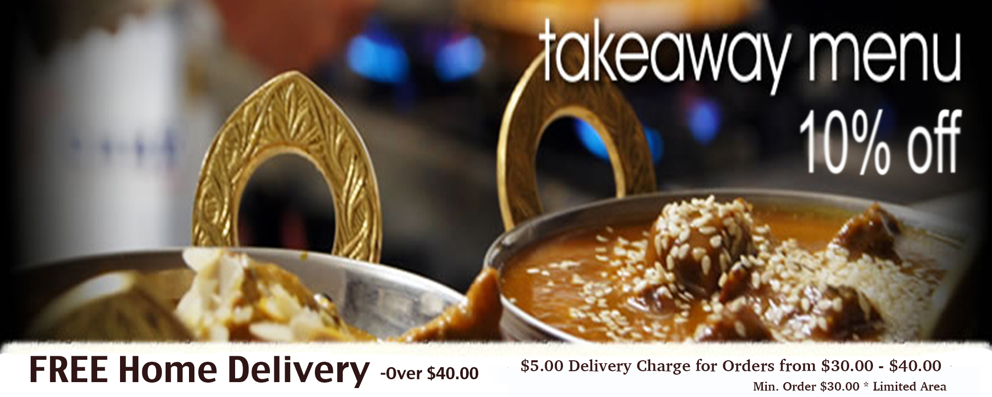 Takeaway/Delivery